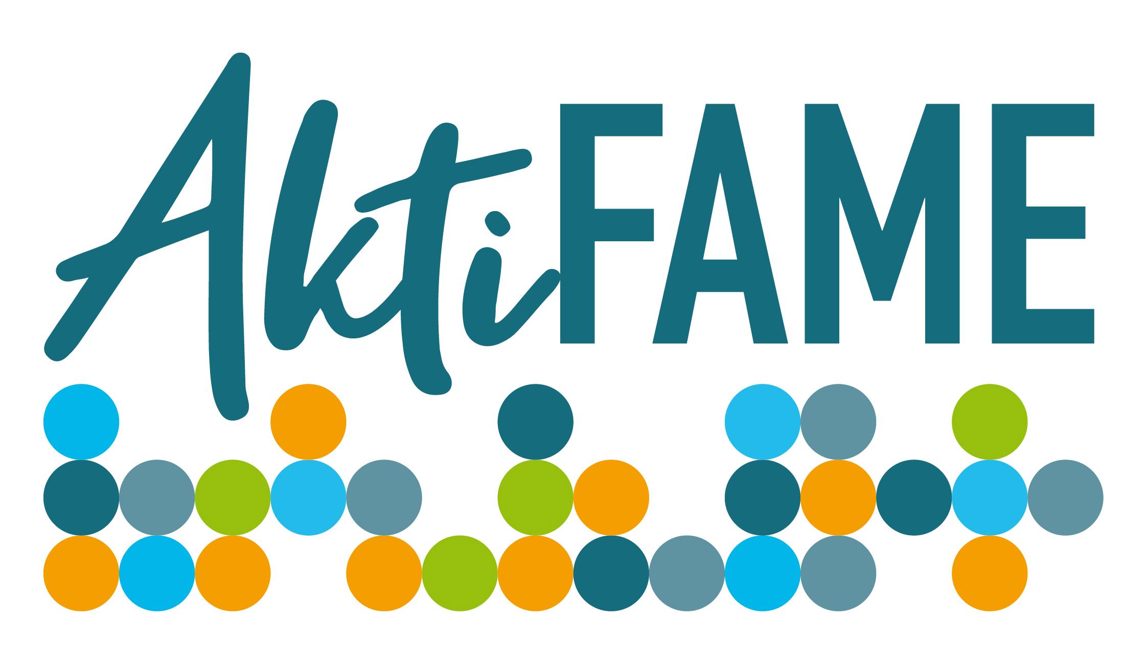 Aktifame Logo Präsentation C Quer
