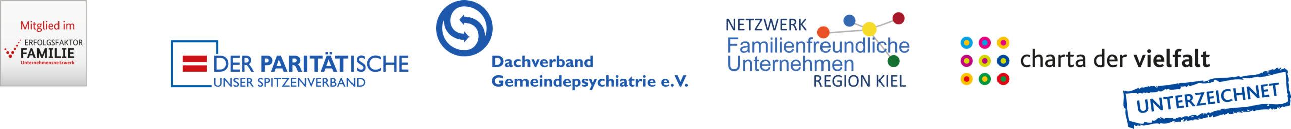 Logoreihe Homepage